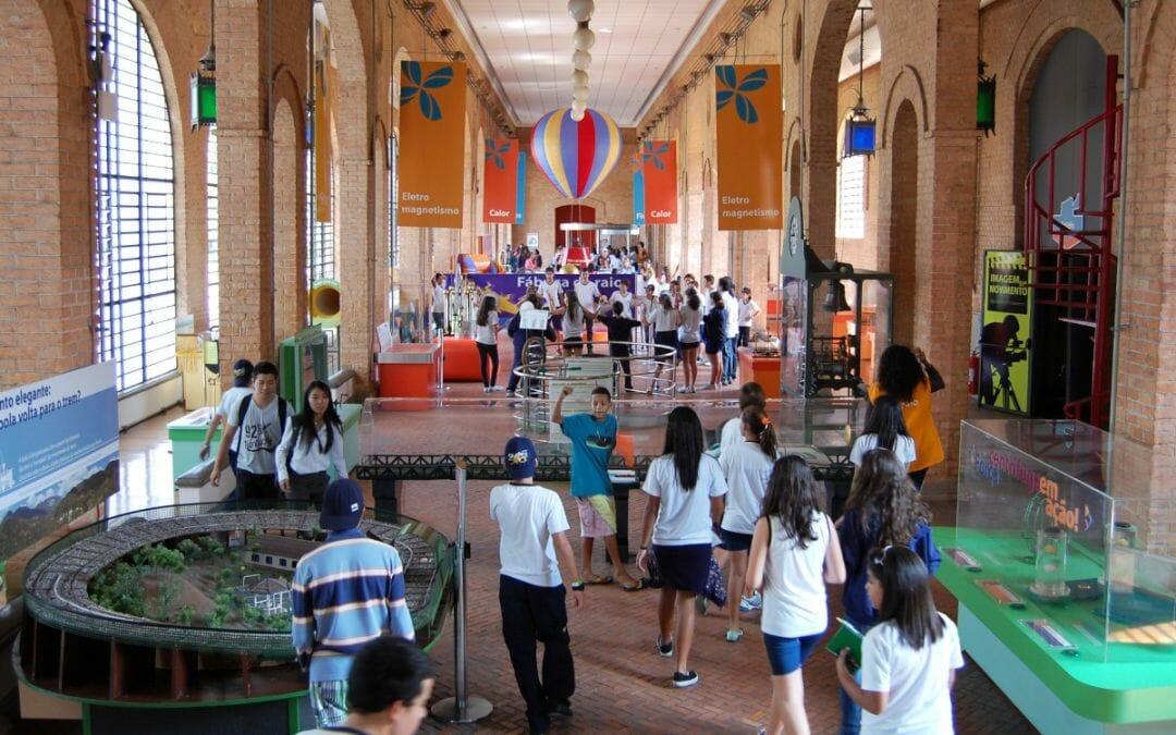 Exposição multimídia no Museu Catavento entra na reta final