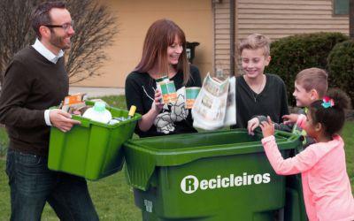 Edital Cidade+Recicleiros abre inscrições para municípios mudarem a realidade do lixo