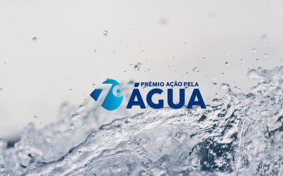 Inscrições para o 7º Prêmio Ação pela Água foram prorrogadas