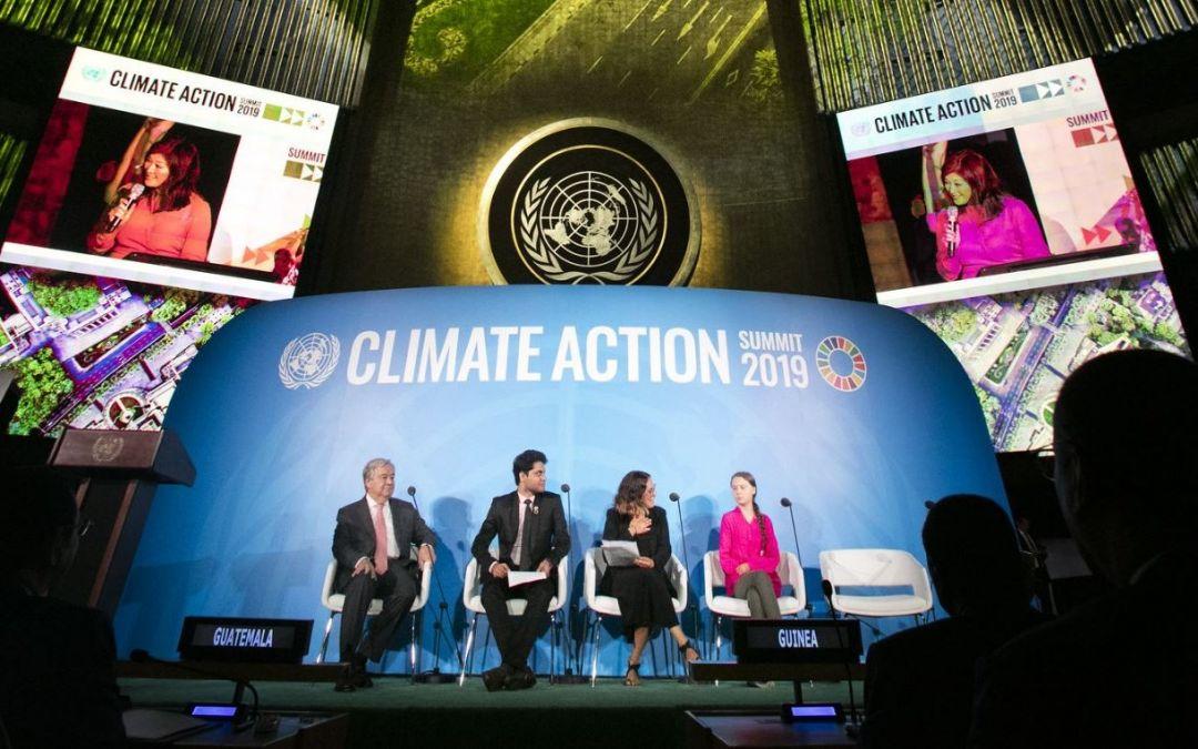 Brasil deve ampliar compromisso com agenda mundial do clima