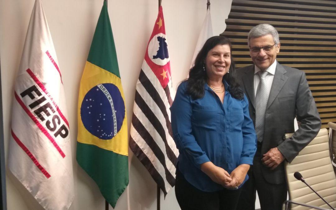 Jornalista Sofia Jucon integra o Conselho Superior de Meio Ambiente da FIESP