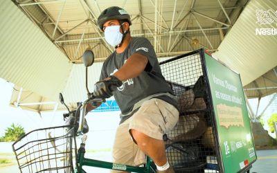 EcoBot tira dúvidas sobre reciclagem do lixo domiciliar