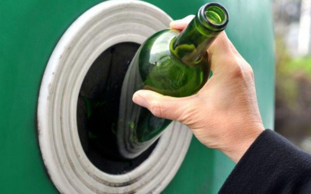 6 maneiras de separar o vidro para reciclagem