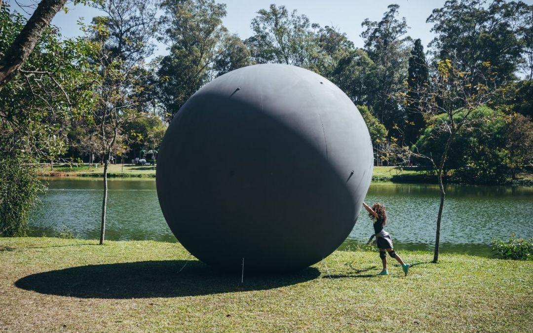 Poluição do ar: bolha cinza gigante surge no Parque Ibirapuera