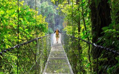 Viagens sustentáveis estão nos planos de 8 em cada 10 brasileiros